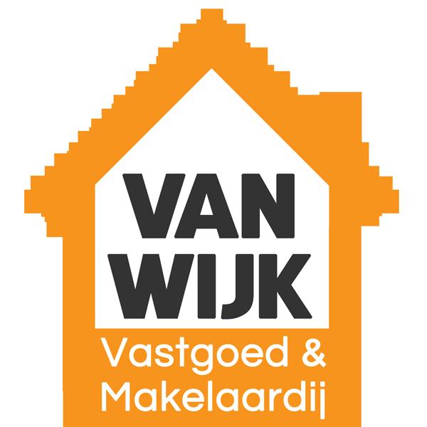 Logo WijkReal Vastgoed PartnersVan Wijk Vastgoed & Makelaardij