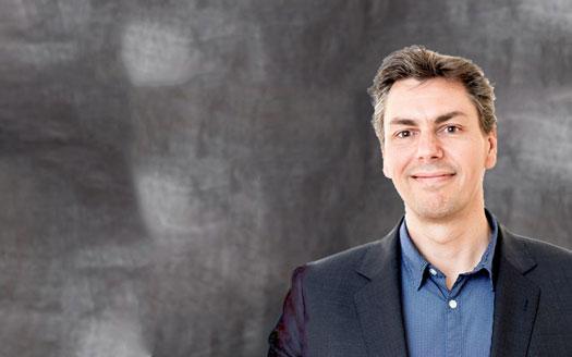 Financieel adviseur Joe van den Bergh
